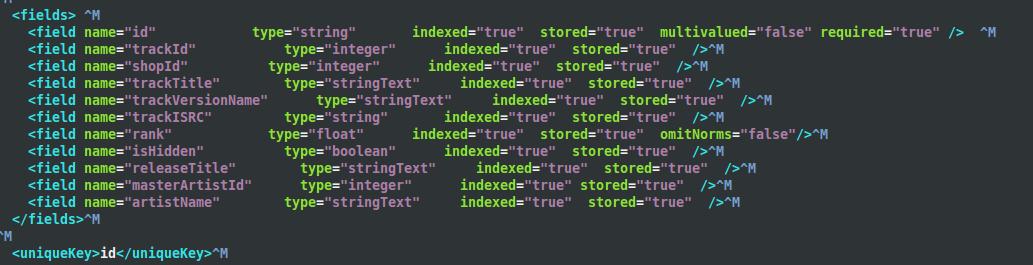 TrackIndexSchema